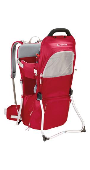 VAUDE Shuttle Base - Porte-bébé Enfant - rouge